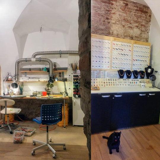 atelierul murano