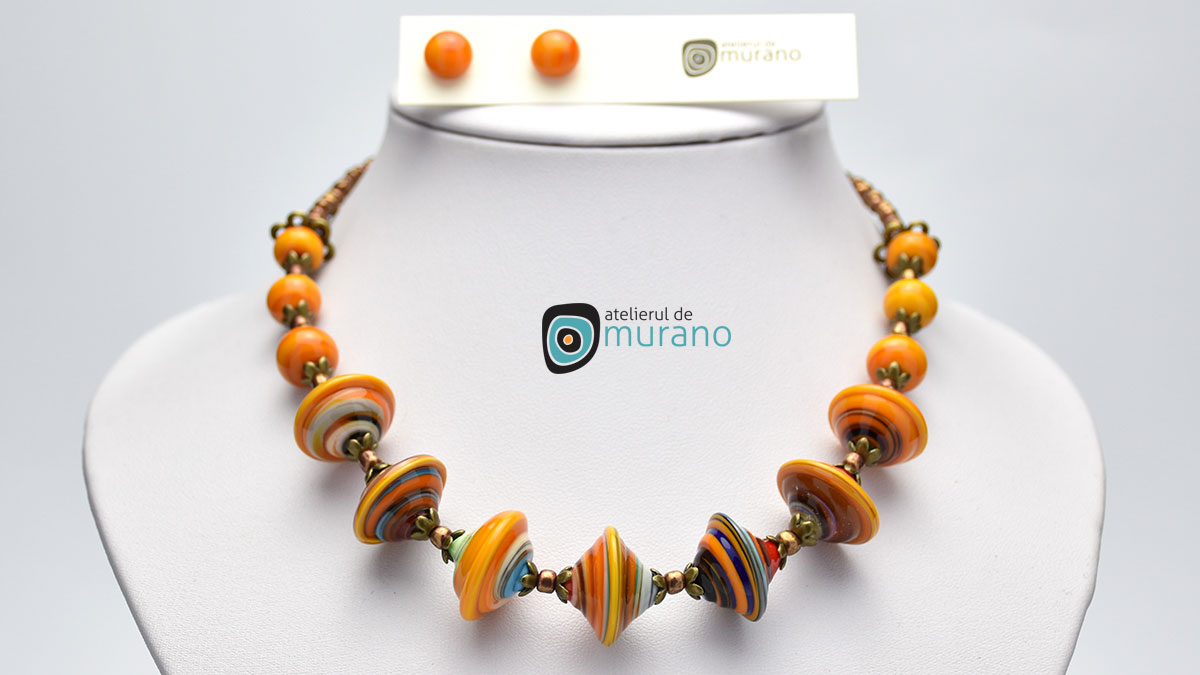 colier-murano-twist-stram_yellow