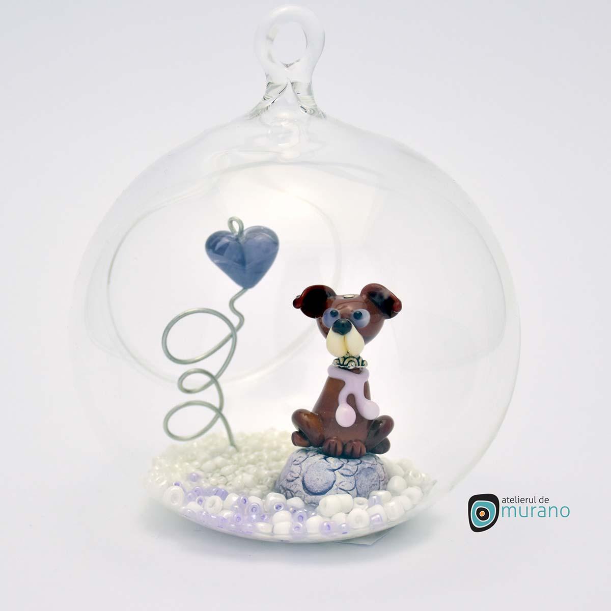 glob-sticla-murano-cu-catelus-11