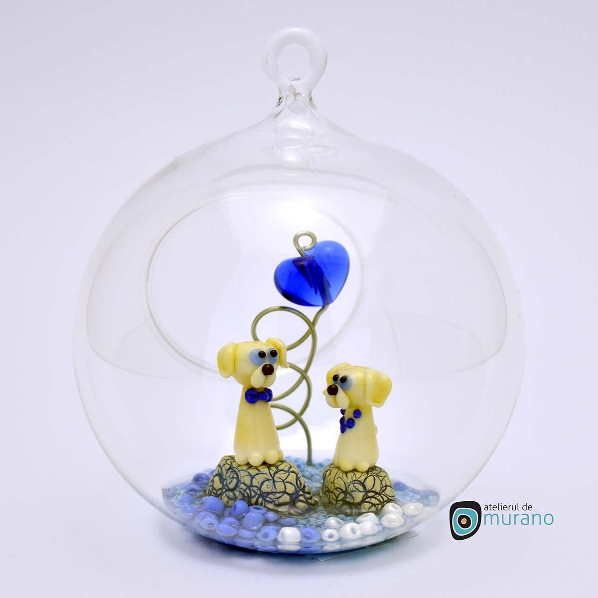 glob-sticla-murano-cu-catelusi-10