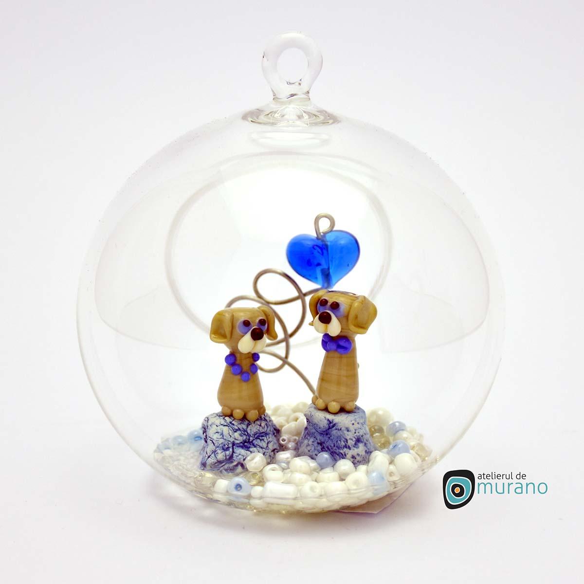 glob-sticla-murano-cu-catelusi-12
