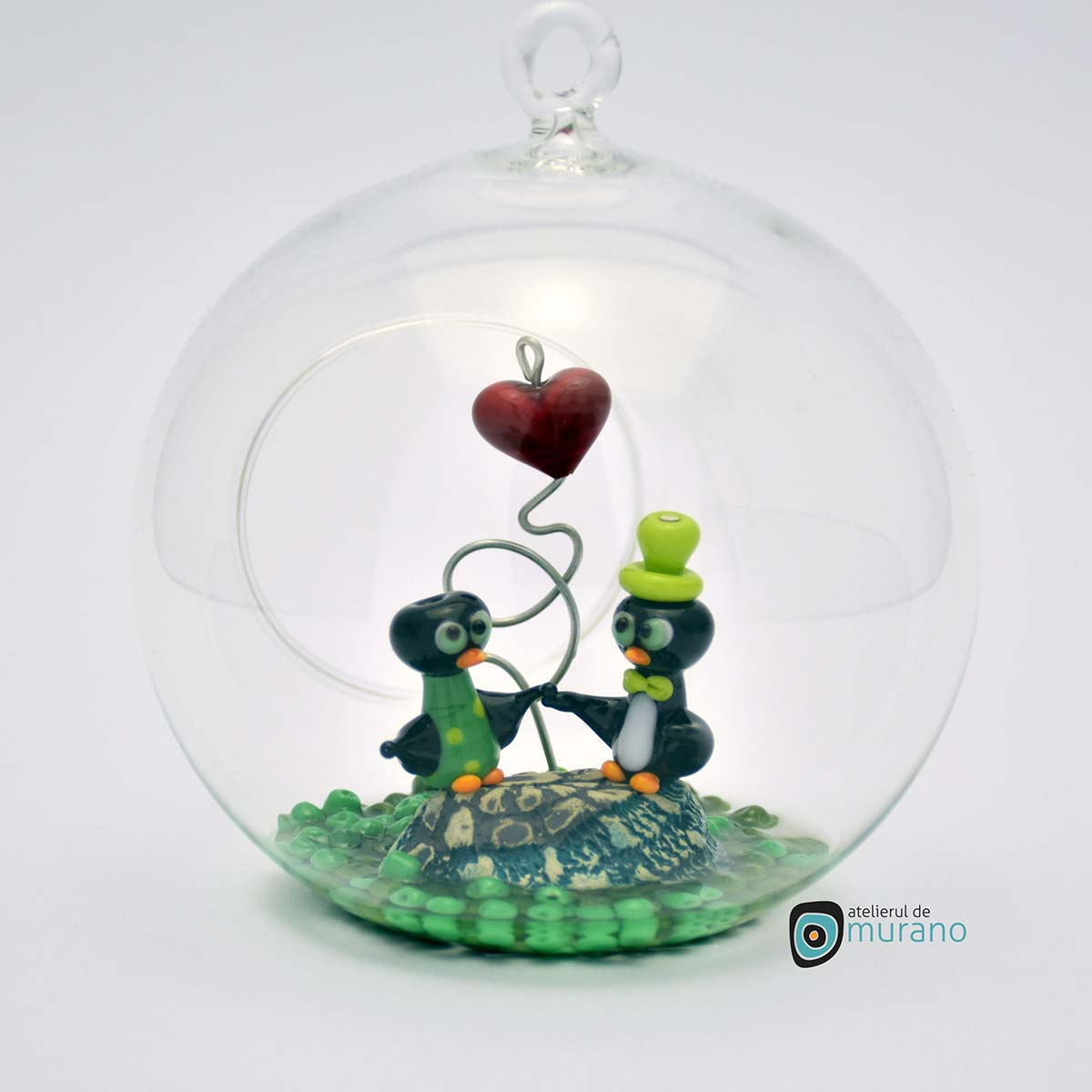 glob-sticla-murano-cu-pinguini-15