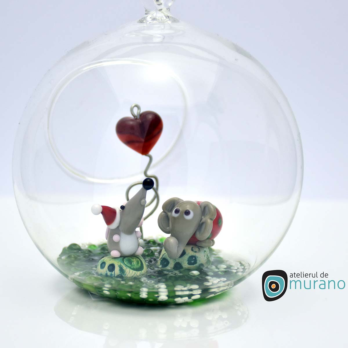 glob-sticla-murano-cu-soricei-13