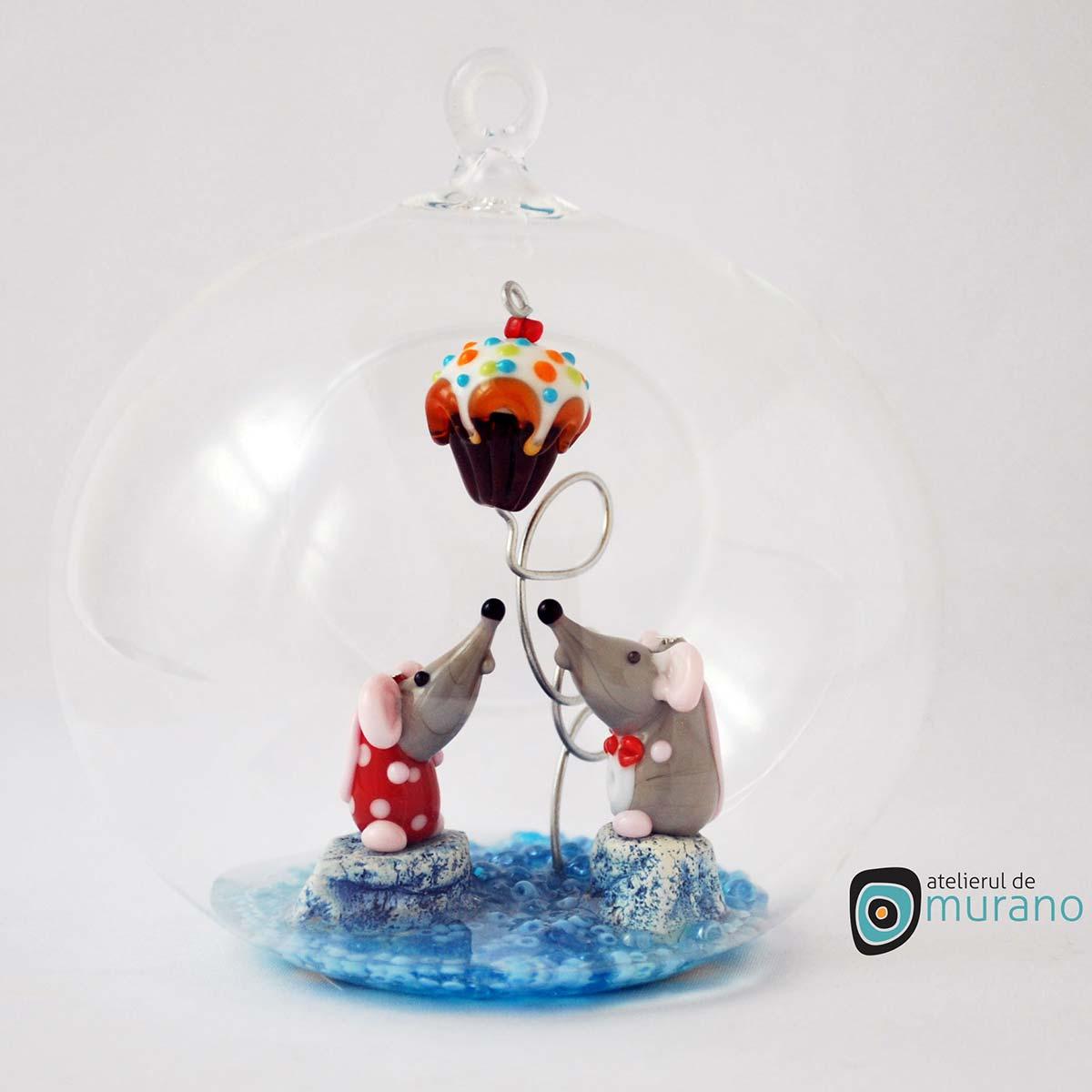 glob-sticla-murano-cu-soricei-15
