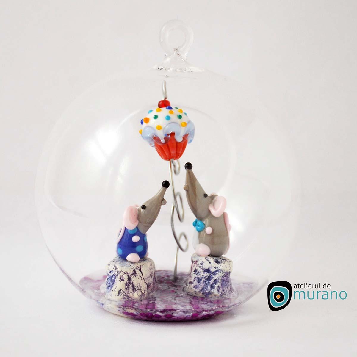 glob-sticla-murano-cu-soricei-16