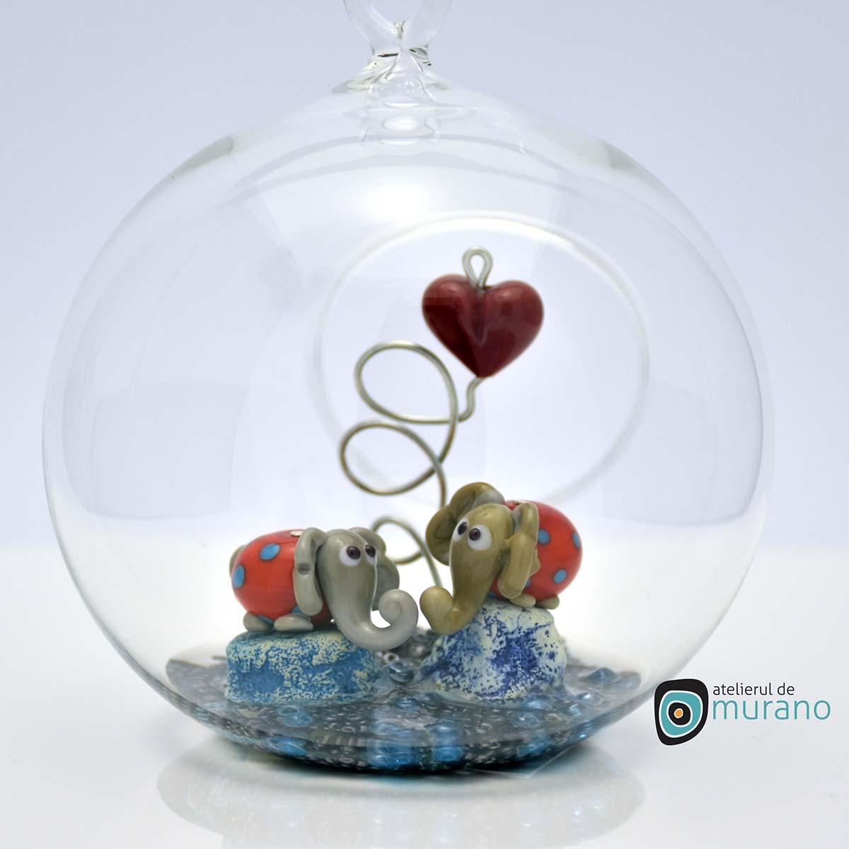 glob-sticla-murano-elefanti-1