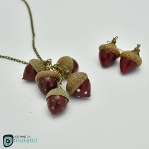 set murano ghinde bordo