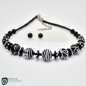 Colier Murano Waves
