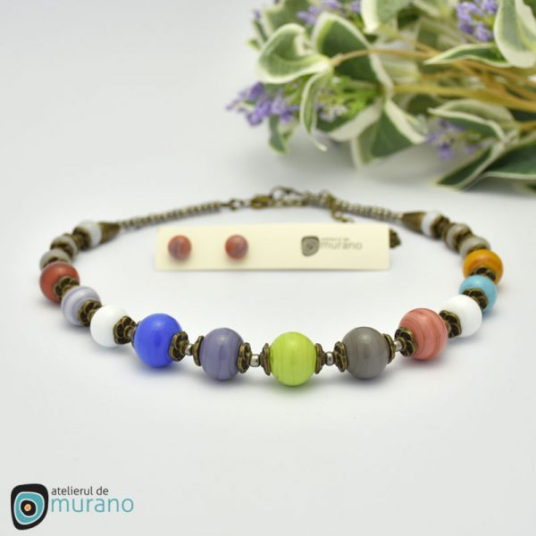colier murano easy to wear